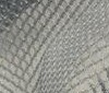 grey Classic Mesh Net Fabric Comb 1,5mm