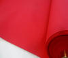 Red EVA Foam Rubber 2mm fabric