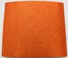 orange EVA Glitter 2mm Foam Rubber Plate 20cm X 29,5cm fabric