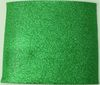 green EVA Glitter 2mm Foam Rubber Plate 20cm X 29,5cm fabric