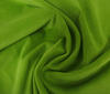 Apple Green Cotton Velvet Fabric
