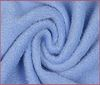 blue Soft Fleece Fabric high quality