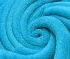 turquoise Soft Fleece Fabric high quality