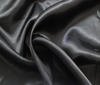 Black Satin Heavy Quality fabric