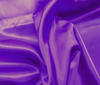 Purple Heavy Satin Fabric