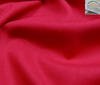 Red Bunting Fabric 100% Cotton Certified