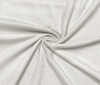 white Polar fleece anti-pilling fleece fabric