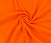 orange Polarfleece Fleece Stoff antipilling