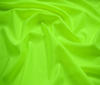 Neon Yellow Very elastic Lycra swimsuit fabric