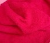 pink Terry terrycloth heavy 2sided fabric