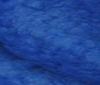 royal blue PLUSH FUR FABRIC CURL FAUX FUR