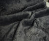Grey Soft Cuddle Teddy Short Hair Fabric