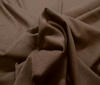 Dark brown Bi-Stretch Viscose Jersey Frabric fabric