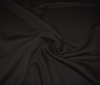black High quality Cotton Sweatshirt Fabric