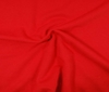 red High quality Cotton Sweatshirt Fabric