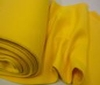 yellow Bi-Stretch Cuff Fabric Knitted Tube