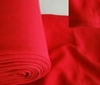 red Bi-Stretch Cuff Fabric Knitted Tube