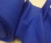 royal blue Bi-Stretch Cuff Fabric Knitted Tube