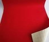 red Felt Fabric Woolen Felt Self-adhesive