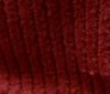 dark red Wide Genoa Corduroy Fabric
