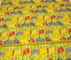 multi coloured Patchwork Printed Cotton Fabric
