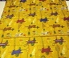 gold ~ yellow Patchwork Printed Cotton Fabric