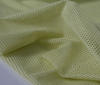 Yellow-green NET FABRIC CLASSIC MESH FABRIC COMB 2mm