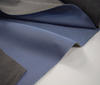blue-white ~ grey Car Upholstery Neoprene Fabric