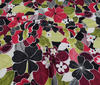 Multicolor Very elastic Lycra swimsuit fabric floral pattern