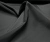 black Luxurious Satin Nylon Fabric Waterproof