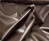chocolate brown Stretch Lycra Fabric Satin Jersey