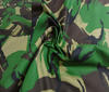Cotton Camouflage Fabric Rib Structure