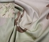 Dark brown ~ beige 3-Coloured Camouflage Fabric Twill