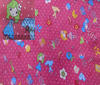 Pink Cotton children fabric princess