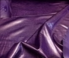 violet Shiny two-way stretch jersey waterproof fabric