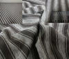 Beige ~ brown High Quality Silk Designer Stripes fabric