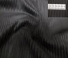 black Luxurious Cotton Corduroy fabric
