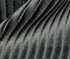dark grey Luxurious Cotton Corduroy fabric