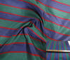 High Quality Silk Block Stripes fabric