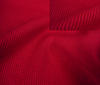 Red Stretch Winter knitted cuffs knitted fabric 2mm
