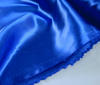 Royal Blue Heavy Satin  Fabric